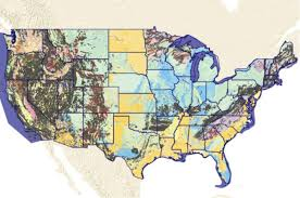 map us geological survey interactive map of the united states geology and