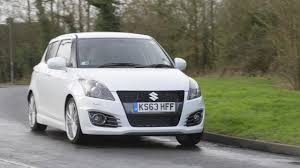 suzuki swift sport review top gear