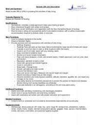 Resume Sample For Nursing Job by Examples Of Resumes 81 Charming Nice Resume Templates Cool