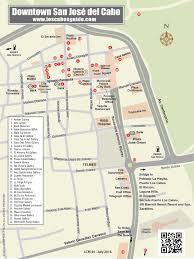 Map Of San Jose Costa Rica by Cabo San Lucas Maps And Los Cabos Area Maps Cabo San Lucas