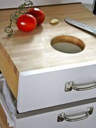 Kitchen Cabinet Ideas - Kitchen cabinet garbage drawer