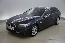 used bmw 5 series blue for sale motors co uk