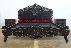 Vintage Black Bedroom Furniture Antique Reproduction Bedroom Furniture Antique Furniture
