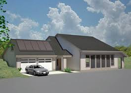 house plan for sale modern zero energy house plan