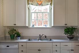 interior amazing white kitchen cabinets with fasade backsplash 12 kitchen backsplash ideas to fit any budget