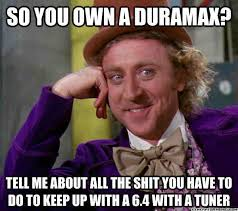 You Crazy Meme - 20 duramax memes that will drive you crazy sayingimages com