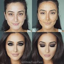 how to contour and highlight makeup tutorial makeup mania