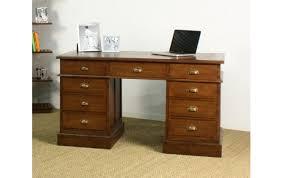 bureau ministre bureau ministre in line en teck en vente chez origin s meubles