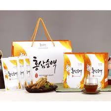 Minuman Ginseng Korea 6 tahun merah korea ginseng intinya minuman kantong diproses makanan