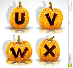 pumpkin letter font pictures to pin on pinterest pinsdaddy