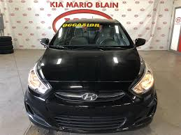 siege hyundai hyundai accent 2015 with 15 769km at beloeil st hilaire