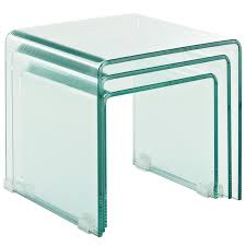 glass top nesting tables  office and bedroom with glass top nesting tables from odysseycoachescom