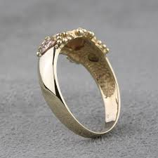 Black Hills Gold Wedding Rings by Pre Owned Black Hills Gold Designer Ring