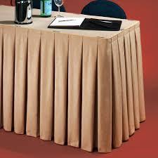 Elasticized Tablecloths Poly Suede Tablecloths