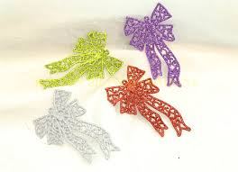 popular glitter butterfly ornaments buy cheap glitter butterfly