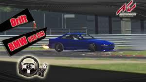 Bmw 850 2014 Assetto Corsa Drift Monster Bmw 850 Csi Youtube