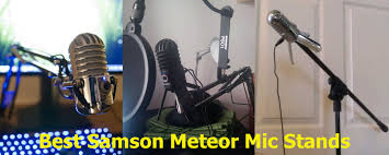 mic stand table attachment best samson meteor mic stands becomesingers com