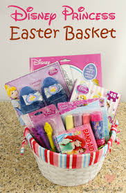 princess easter baskets disney princess easter basket sugar spice and family