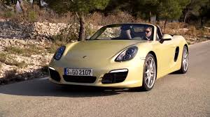 Porsche Boxster 4 Seater - 2013 lime gold metallic porsche boxster s youtube