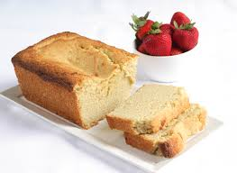 butter pound cake swerve sweetener desserts pinterest