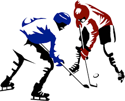 free ice hockey clipart clipart collection a young man playing