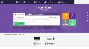 Monster Jobs Resume Upload by 6 Recruitment Websites To Help You Find Your Dream Job