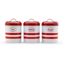 uncategories blue and white kitchen canisters retro canister set