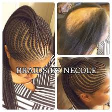 hairstyles for little girls with no edges 14 extraordinary alopecia camouflage cornrows by braids by necole