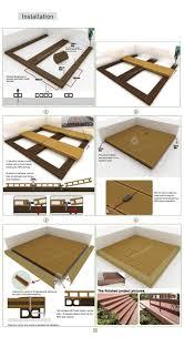 Diamond Laminate Flooring Wood Plastic Material High Density Diamond Living Laminate