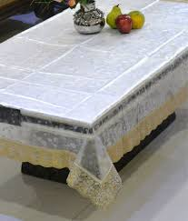 transparent plastic dining table cover with inspiration hd photos