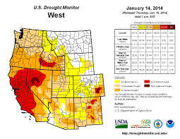 Weather Usa Map Drought April 2016 State Of The Climate National Centers For