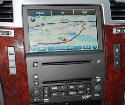 2007 2009 escalade navigation system factory gps radio
