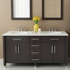 Overstock Bathroom Vanities Cabinets Bathrooms Design Bathroom Vanity Cabinets Home Depot Vanities