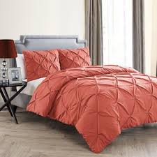 Red Duvet Set Pink Duvet Cover Sets You U0027ll Love Wayfair