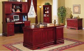 Corner Desk Cherry Wood Office Desk Corner Desk Home Office Wood Office Desk Cherry
