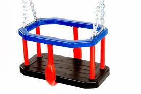 siege de balancoire pour bebe siège de balançoire standard noir avec chaines pièces détachées
