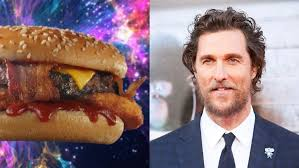 southwest commercial actress voice matthew mcconaughey is now doing carl s jr commercials fox news