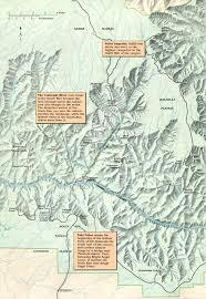 Grand Teton Map 24 High Resolution National Park Maps