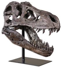 Uttermost Decor Uttermost Tyrannosaurus Sculpture Rustic Decorative Objects