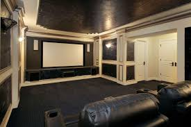 Amazing Leather Furniture Set 27 Home Theater Room Design Ideas