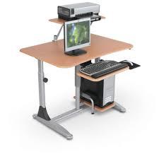 Standup Desk Office Desk Height Standing Desk Options Ergonomic Adjustable Desk