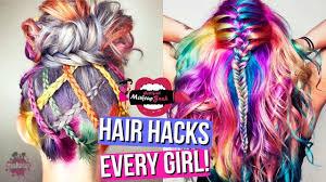 instagram makeup u0026 hair tutorials the best hairstyles hacks