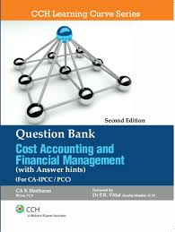 question bank cost accounting and financial management with answer