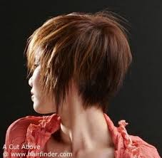 short hairstyles for women showing front and back views short hairstyles showing front and back short hairstyle back view