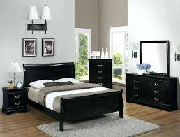 headboard black full size headboard and footboard black wood