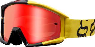 popular goggles motocross buy cheap fox airspc drezden goggles motocross unisex huge discount