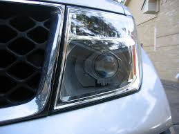 nissan maxima xenon lights the nissan path view topic hid u0027s again projector mount