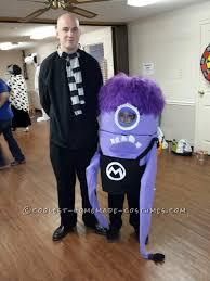 minion costumes despicable me purple minion costume