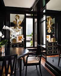 High End Home Decor 8 Luxury Home Decor Ideas With Dark Furniture Pieces