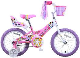 Kids Girls Dolls 4 Wheeler Amazon Com Titan U0027s Flower Princess Bmx Bike Pink 16 Inch